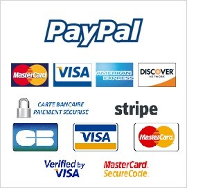 Paiement sécurisé Stripe Paypal